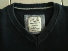 Tom Tailor Herren Pullover / Übergangspulli blau  Gr. L (  Maßangaben ;-)