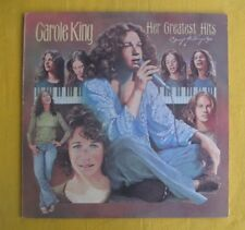Carole King Lp - Greatest Hits