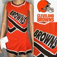 Cheerleading Uniform Cleveland Browns Adult S