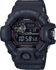 Casio G-Shock GW9400-1B Rangeman Master of G Triple Sensor One Year warranty