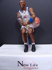 "Space Jam Michael Jordan 10"" Figurine with Basketball"