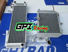 L&R Aluminum radiator HONDA RVF400 NC35 or NC30 VFR400 lower with fan bracket