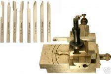 33013   GG-Tools  HSS Drehmeissel 5x5mm Uhrmacherdrehbank