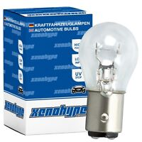 4x P21/4W XENOHYPE Classic BAZ15d 12 V 21/4 Watt Kugellampe