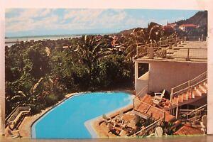Haiti Mont Joli Hotel Cap Haitien Postcard Old Vintage Card View Standard Postal