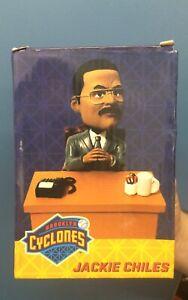 Brooklyn Cyclones Jackie Chiles Desk Seinfeld Bobblehead MILB SGA NY Mets