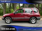 2003 Tracker 2.0L RWD Auto 159k Miles Great Condition 2003 Chevrolet Tracker 2.0L RWD Auto 159k Miles Great Condition Automatic 4-Door