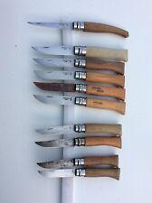 Lot N°1 Couteaux Opinel (knife) - Très mauvais état général !