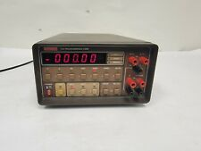 New Listingkeithley 192 Programmable Dmm Multimeter