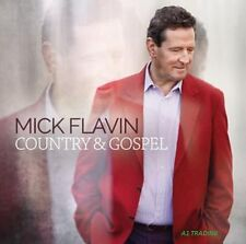 Mick Flavin Country & Gospel (CD New Release 2017) As Seen on Country TV