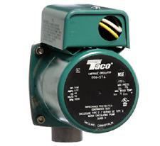 Taco 006 St4 140 Hp 115v Stainless Steel Circulator Pump