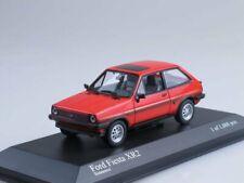 Scale Car 1:43, Ford Fiesta XR2 1978 Red