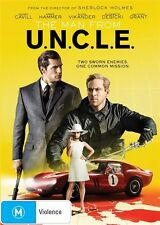The Man From U.N.C.L.E. - UNCLE (DVD, 2015)