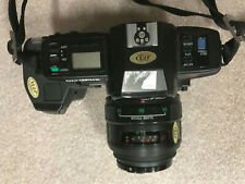 Olympus OM77AF 35mm Camera w/ 35-70mm 1:3.5-4.5 Lens