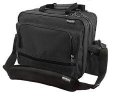 Hopkins Medical Mark V Shoulder Bag for Home Health Nurses- Black 1 ea
