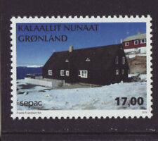Greenland 2019 MNh - SEPAC - Old Residential Houses - set of 1 stamp
