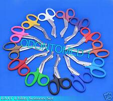 25 EMT Shear Scissors Bandage Paramedic EMS Supplies