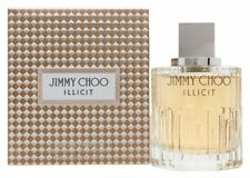 JIMMY CHOO ILLICIT EAU DE PARFUM 100ML SPRAY - WOMEN'S FOR HER. NEW