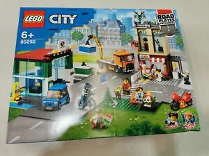 LEGO City   Town Center   60292   **Sealed Damaged Box**