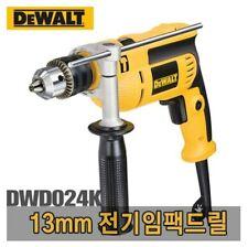 Dewalt Dwd024K 13mm Electric Impact Premium Drill 650W 220V Workshop Tool_mg