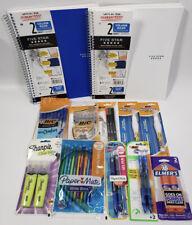 Back To School Supplies Lot Bundle Gel Pens Mechanical Pencils Five Star Sharpie