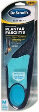 Dr. Scholl's Pain Relief Orthotics Plantar Fasciitis for Men, Size 8-13 1 ea