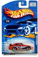 2001 Hot Wheels Collector 214 Porsche 911 Gt3