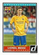2015 Donruss Soccer - Hand Collated Complete Set (1-100) Messi, Ronaldo, Neymar