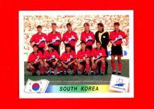 WC FRANCE '98 Panini 1998 - Figurina-Sticker n. 335 - SOUTH KOREA TEAM -New
