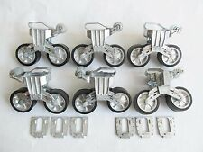 New listing Us Stock Mt075 1/16 Sherman Metal Suspension Road Wheels for Mato Tank No For Hl