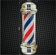 "60"" Digital Barbershop 5 ft. Barber Shop Pole Vinyl Decal Store graphic sticker"
