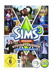 The Sims 3 University Life DLC EA Origin Download Key Digital Code [DE] [EU] PC