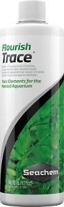 Seachem Flourish Trace 500ml Aquarium Plant Trace Minerals Micro Nutrients Tank