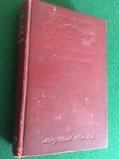 What A Young Girl Ought To Know By Mrs. Mary Wood-Allen, M.D. 1905 Edition