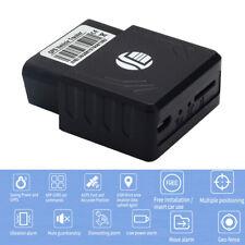 TK306 OBD GPS Tracker Car OBD2 2G GSM 16Pin Live Real-time Tracking Locator Unit