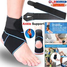 New Ankle Support Strap Medical Compression Foot Brace Elasticated Bandage Wrap