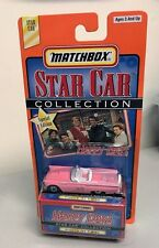 "MATCHBOX STAR CAR COLLECTION ""HAPPY DAYS ""PINKY'S '57 T-BIRD""   k"