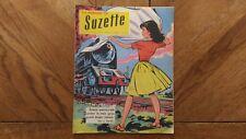Revue Hebdomadaire Vintage « La Semaine De Suzette – N°27 – 30 Mai 1957 » BE.