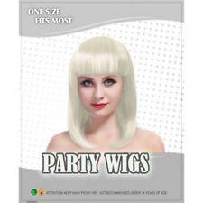 Perruques, extensions et matériel franges blonds sans marque pour femme