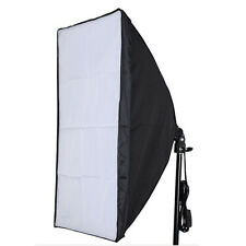 Neewer 60x60 Studio Softbox Diffuser with E27 Socket for Fluorescent Bulb Lamp