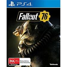 Fallout 76 - Playstation 4 (PS4) Brand New Sealed
