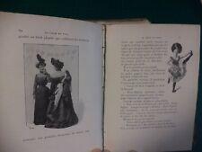 'La Chair en joie Le coeur en peine', René MAIZEROY. Paris, 1890 (?). Bon état.