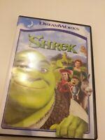 dvd  SHREK DE DREAMWORKS