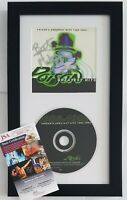 BRET MICHAELS CD DISPLAY JSA CERTIFIED COA SIGNED MUSIC AUTOGRAPHED POISON BAND
