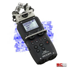 ZOOM H5 Handy Recorder - Two Year Warranty