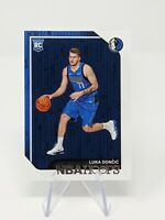 2018-19 Panini NBA Hoops LUKA DONCIC RC #268 Base Rookie Sharp Corner PSA 10??📈
