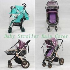 Baby Accessories Pram Raincoat Stroller Rain Cover Pushchair Wind Shield