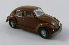 VW 1303 Käfer braun Wiking 1:87 H0 ohne OVP [KM3]