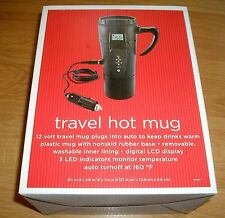 COMMUTER HOT MUG( CAN SET TEMPERATURE)