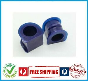 HOLDEN COLORADO RG 4X4 12-ON FRONT SWAYBAR MOUNT BUSHES - PAIR